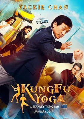 Filme Poster Kung Fu Yoga