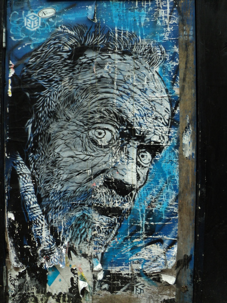 C215 in Amsterdam near one of the Bulldog coffee shops! C215 is the best! picture by Harun Osmanovic