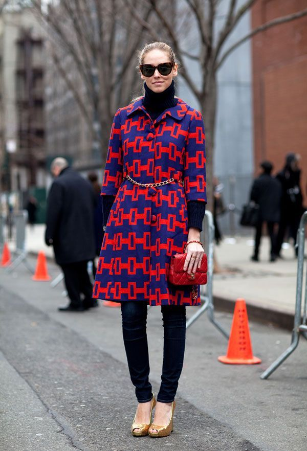Style Inspiration: NYFW Street Style