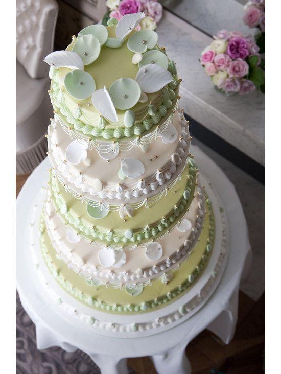 Fabuleux gâteau de mariage de chez Ladurée