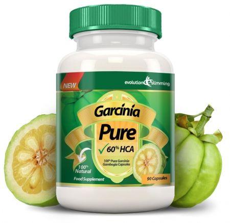 Pure Garcinia Cambogia 1000mg contains 90 capsules. 3 capsules daily