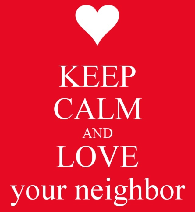 how to love your neighbor as yourself