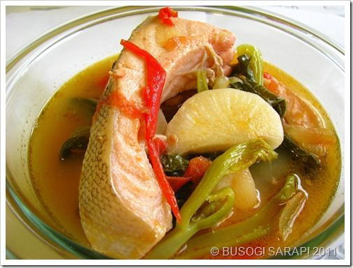 ... soup thai hot and sour shrimp soup salmon miso sinigang filipino sour