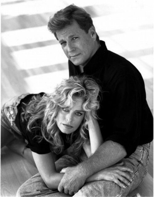 Farrah fawcett and ryan o 39 neal my love story with ryan for Farrah fawcett husband ryan o neal