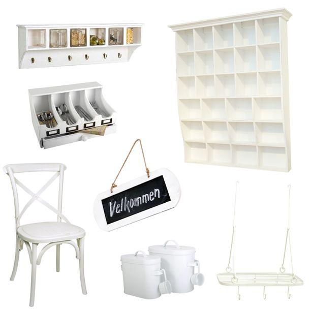 Keukenspullen Outlet : ? Met de landelijke keukenspullen en -meubels uit de online shop