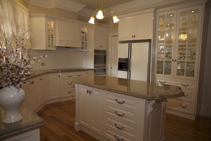 Victorian style kitchen my future house pinterest for Victorian style kitchen