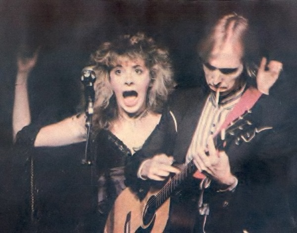 tom petty and stevie nicks relationship now