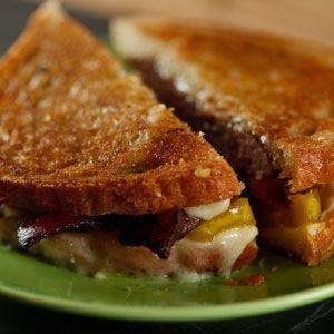 "Katie Lee's ""Logan County Hamburgers"" recipe Food & Recipes..."