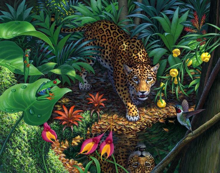 ... Jaguar - http://www.folioart.co.uk/illustration/folio/artwork/jaguar
