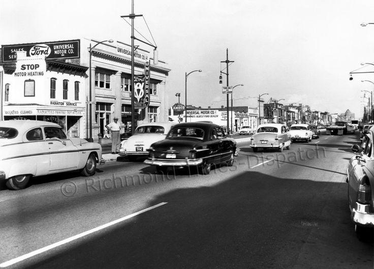 Ford Dealerships Richmond Va Broad Street