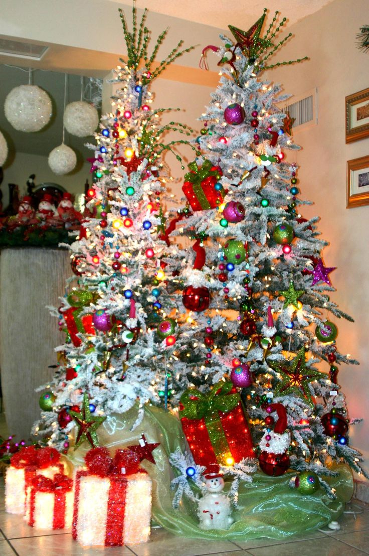 Pin by agust n alejandro carbajal on holliday pinterest - Decoracion arbol navideno ...