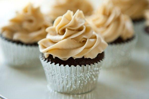 Chocolate Stout Cupcakes with Irish Cream Buttercream | Recipe