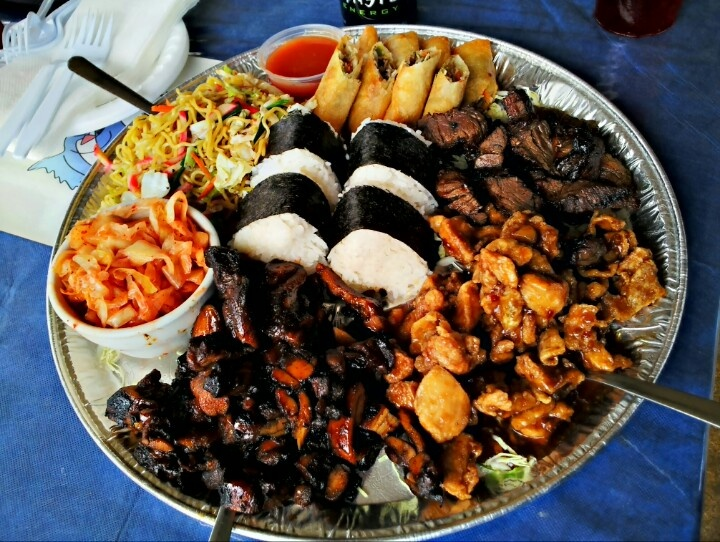 Pupu platter | Things I miss from home, Hilo HI | Pinterest