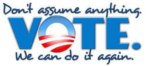 Your vote counts!   WO...