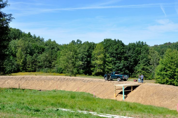Small Farm Pond Construction Pictures To Pin On Pinterest