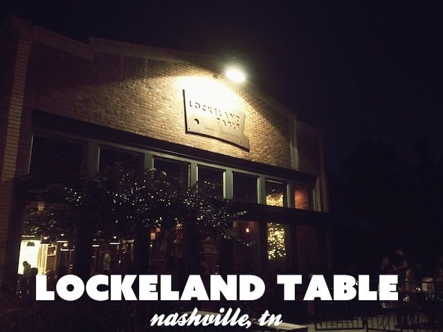 lockeland table valentine's day