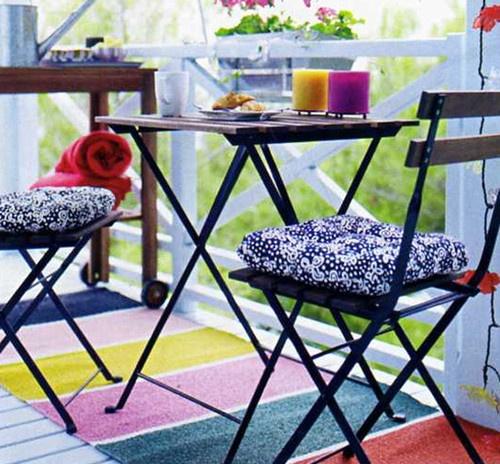 @Angie Gonzalez sis! pal balconcito de papi y mami! si todavia quedan en el Ikea de alla :D