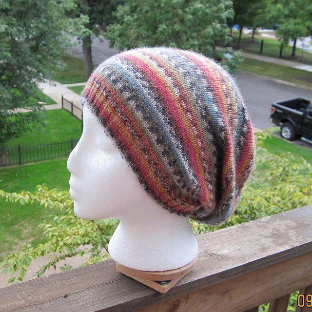 Knitting Patterns For Sock Yarn Hats : Sock yarn hat Stricken und haekeln Pinterest