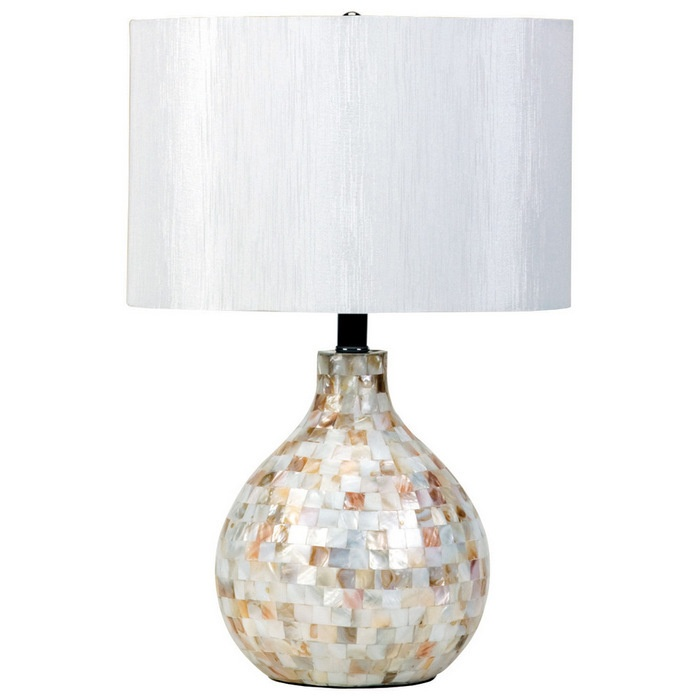 mother of pearl table lamp house ideas pinterest. Black Bedroom Furniture Sets. Home Design Ideas