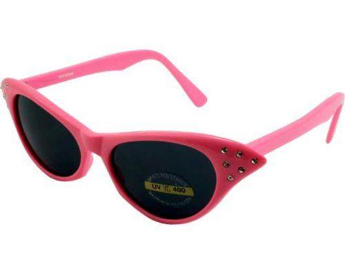 G Rhinestone Cat Eye 50s Party Sunglasses $3.00 #bestseller