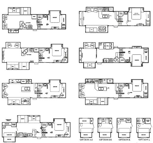 Pin By Jacquie Thaute On Fifth Wheel Pics And Floor Plans
