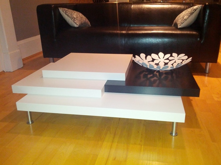 Cool Multi Level Coffee Table Design I 39 D Like This