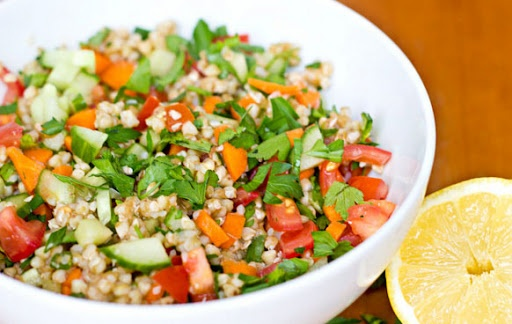 Buckwheat Tabbouleh | Buckwheat Recipes | Pinterest
