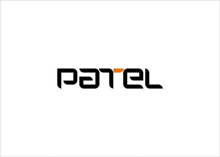 Patel Logo Design By Radiant Media | Creative Logo Designs | Pinterest