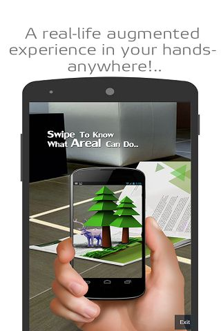 Download Areal : Augmented Reality App for free from Google Play store ...