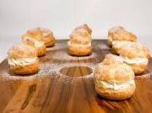 Popovers-Cream Puffs | GOOD FOOD | Pinterest