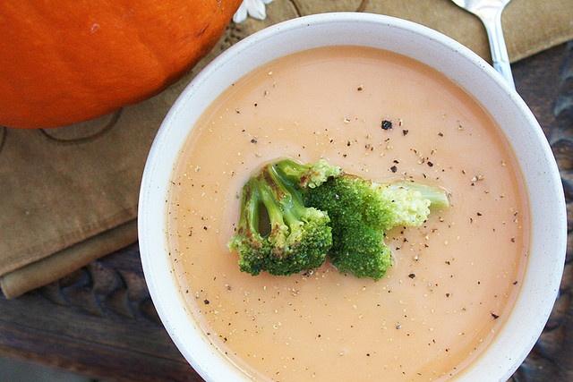 Pumpkin Soup | Food :) | Pinterest