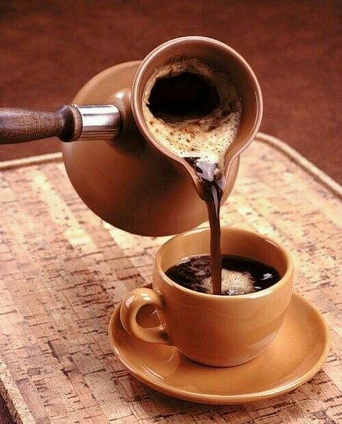Чай или кофе ночь или день