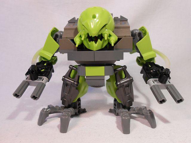 Bricks: Eradicator Suit, by Zahru II