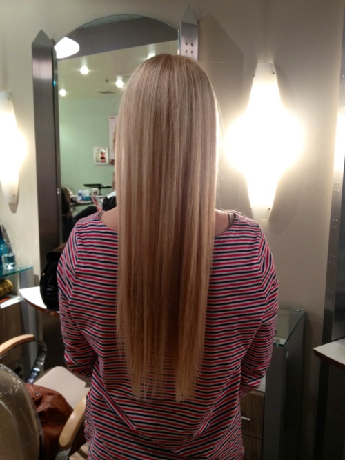 long straight hair tumblr hair pinterest