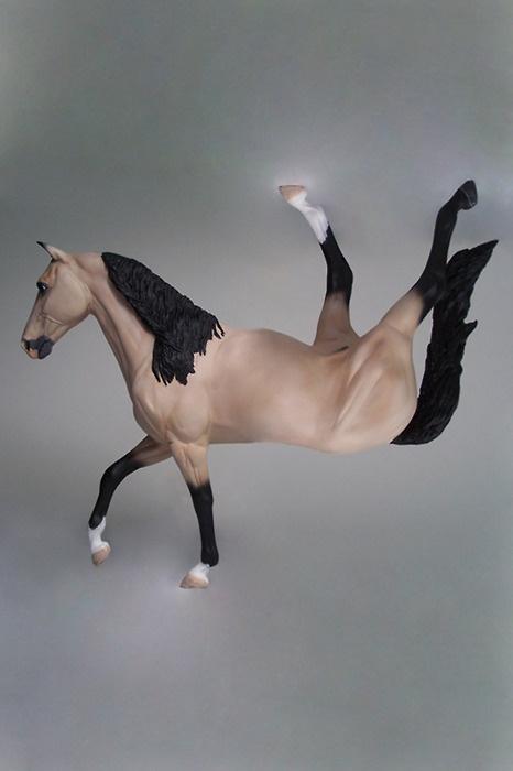 wicked horse, by Regina Maria Rourke