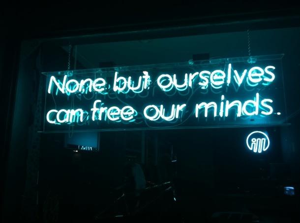Wisdom In A Neon Neon Signs Pinterest