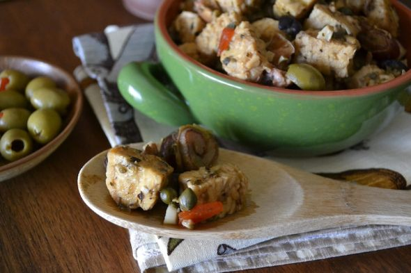 Tempeh Marbella An Unrefined Vegan | Vegan Yummies! | Pinterest