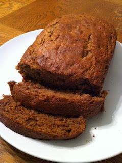 Healthy Banana Raisin Nut Bread | Sweets