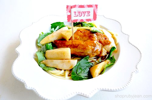 Chicken in Pear sauce | Food | Pinterest