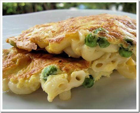 Pasta Frittata | Favorite Recipes | Pinterest