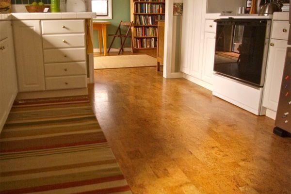 Cork Flooring For Kitchen Kitchen Floor Ideas Pinterest