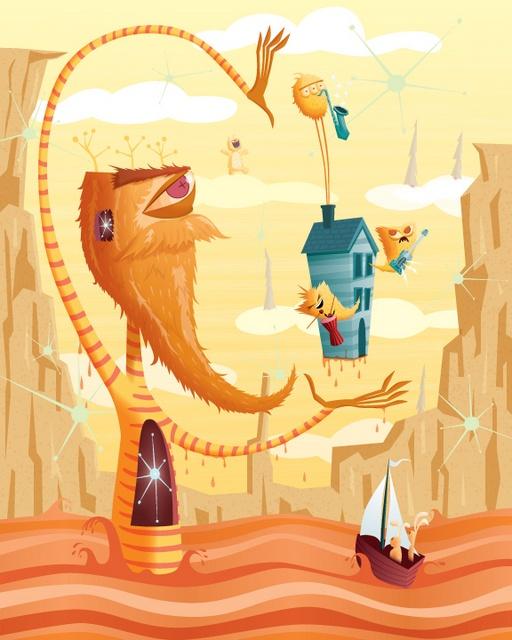 Illustrations by Chris Leavens