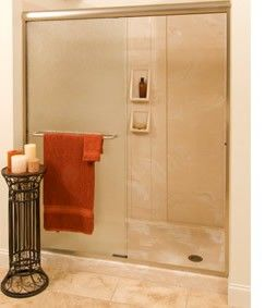 Tub To Shower Conversion Shower Stalls Pinterest