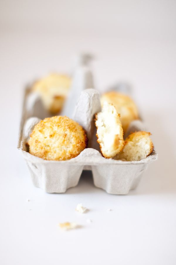 Lime-in-the-Coconut Macaroons Recipe — Dishmaps