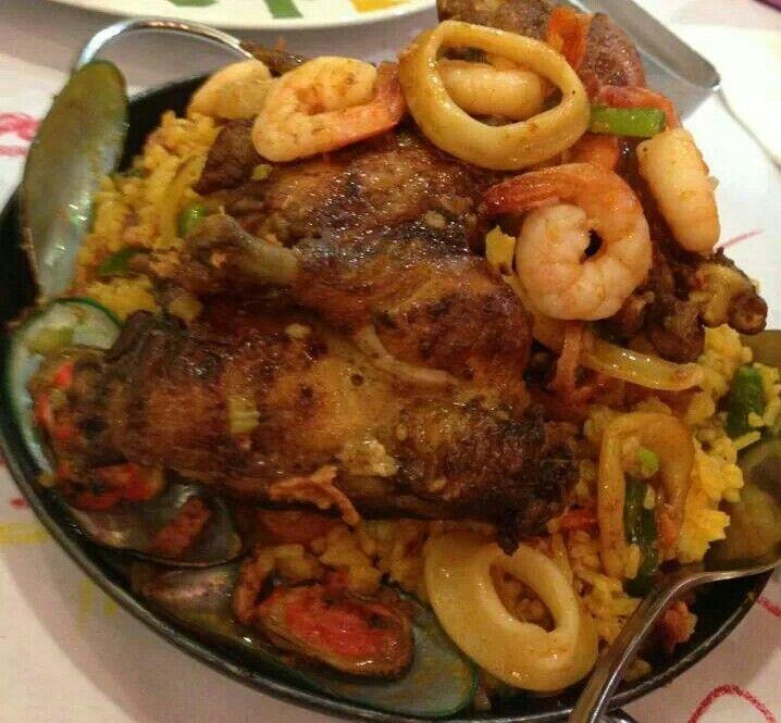 Seafood Jambalaya @ Burgoo | Food & Drink that I love | Pinterest