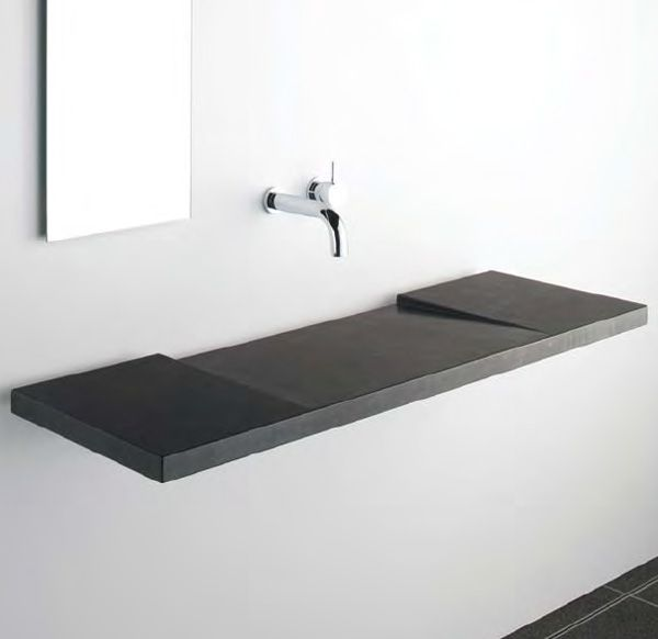 Flat Bathroom Sink : Pin by Megan Hawley on An ode to sinks (and tubs) Pinterest