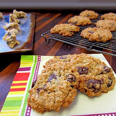 Grandma's Oatmeal Chocolate Chip Cookies | Recipe