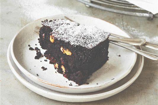 Gluten free mocha fudge cake recipe | Food and Drink Stuff | Pinterest