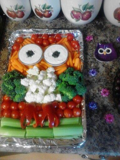 Owl Party Food Ideas