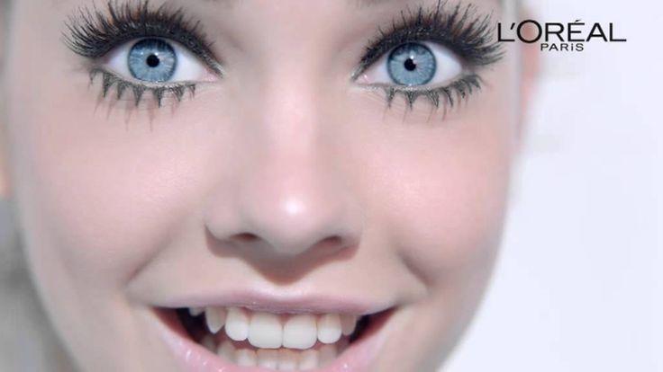 Miss Manga la nueva máscara de pestañas de L'Oréal Paris